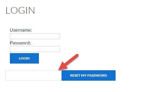 wp2fp reset password box image